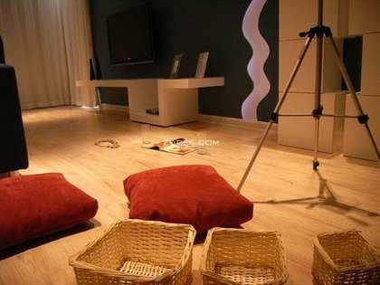 120平现代简约三室两厅装修 只花5万元高清图片