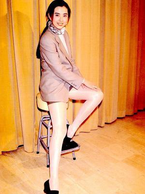 电影里最美丽的腿是王祖贤