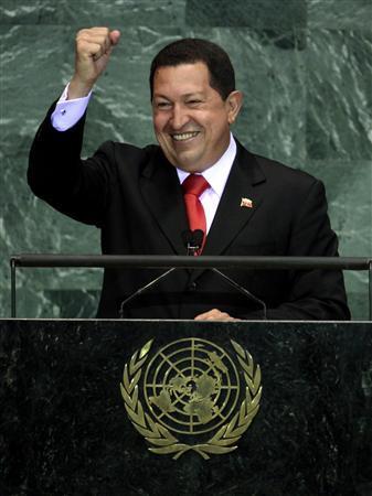 查韦斯联大演讲邀请奥巴马加入社会主义阵营 - xqhhyd88 - 深度男人