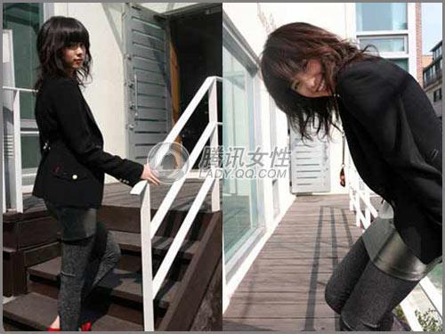 看10大韩国女明星家居生活私房发型