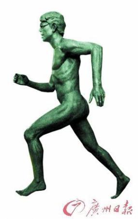 广东一公园将建芙蓉姐姐范跑跑等人雕塑