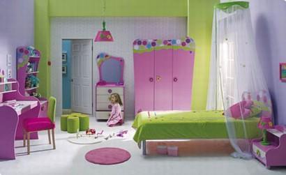 """卡通装修儿童房:家中的""""迪士尼乐园"""""""