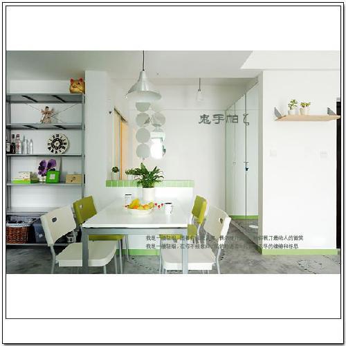 小户型宜家风格单身公寓室内设计[组图]_房产_凤凰网