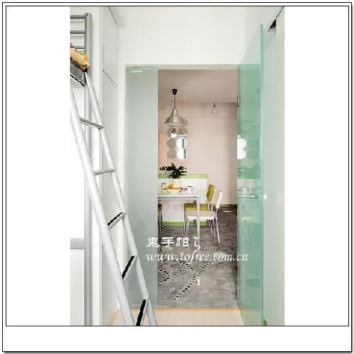 小户型宜家风格单身公寓室内设计