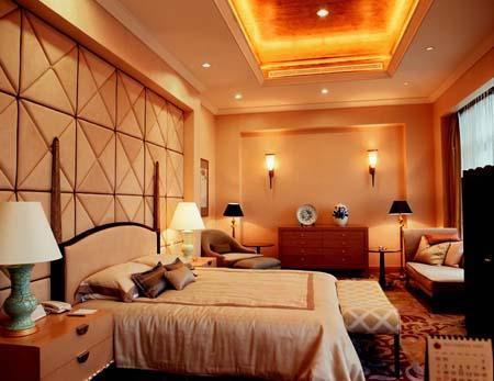 24款超大卧室装修效果图 堪称最美的设计[图]
