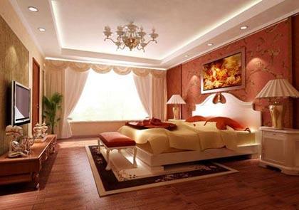 24款超大卧室装修效果图 堪称最美的设计[图]_家居