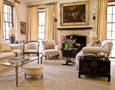 10款欧式客厅布艺沙发