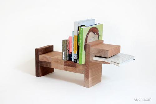 创意造型书架设计