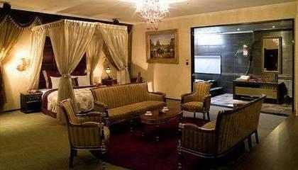 10款开放式卧室样板间 小户型装修典范高清图片