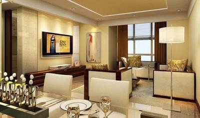 10款欧式客厅装修效果图 堪称奢华之最[组图]