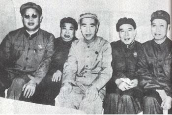 林彪集团四干将的夫人们:陈绥圻深爱吴法宪[组图]