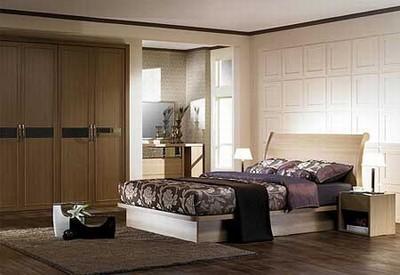 市男女最喜欢的卧室装修风格 简约时尚图片