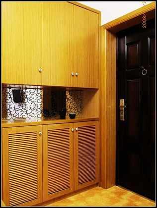 4.6万打造56平本土化东南亚风格家装修 安静舒适
