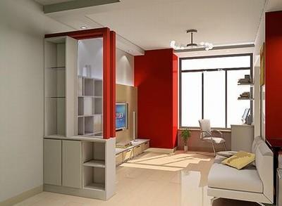 8万搞定40平一居室小户型装修[组图]_房产