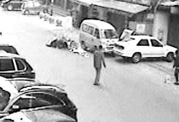 2009年最后的网络狂欢:温州抡自行车砸倒飞车劫匪 - liblog - Liblog 第九传媒博客
