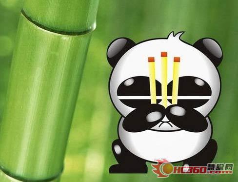 纸杯熊猫手工制作图片大全