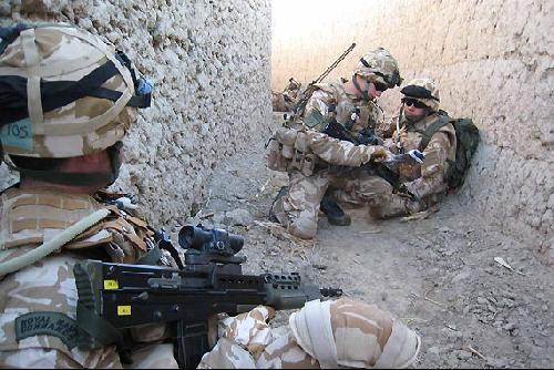 英军在阿富汗死亡总人数已超过英阿马岛战争水平
