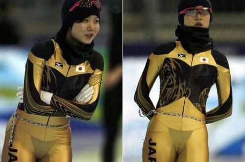 日本队速滑选手高木美帆再次成为媒体关注的