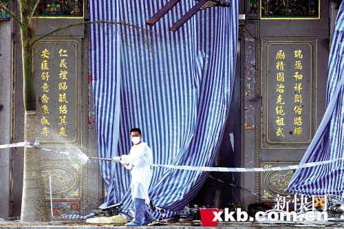 广东普宁烟花爆炸案调查:去年曾发意外