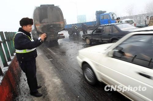 葫芦岛市高桥中学老师出车祸