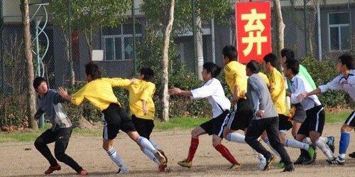 中甲热身赛两队群殴长达10分钟 警方出面平息