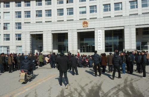 辽宁庄河千人政府门前下跪续:市长被责令辞职 - ylm83261110 - 追逐梦想的博客