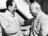毛泽东赫鲁晓夫与中苏分裂(上)