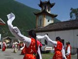 众神之所 舞动的西藏