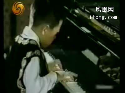 《猫和老鼠》引导郎朗想弹钢琴