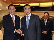 王毅:推进两岸关系进程应经济为先系统
