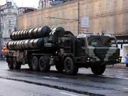 俄罗斯红场大阅兵 S-400导弹首次登场系统
