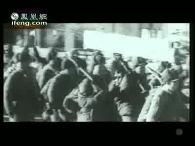 影像:十万  中国志愿军跨过鸭绿江