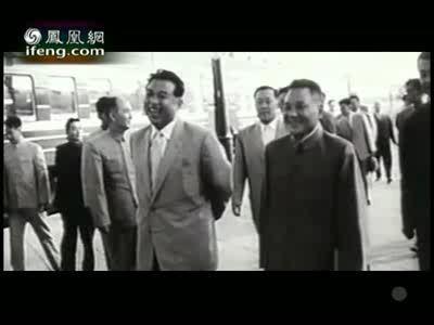 尼克松访华  轰动世界 周恩来访朝作出解释
