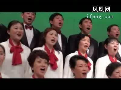 合唱《鼓浪屿之歌》