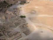 考古探密 古罗马战争遗迹