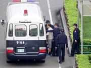 陈水扁发监服刑是台湾司法的胜利