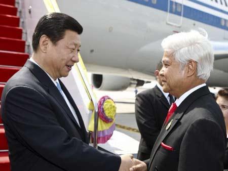 凤凰卫视] [新闻今日谈20111222--习近平访问泰国显中方重视中泰友