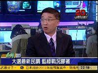 胡忠信:赌盘是台湾大选最大不可预测因素