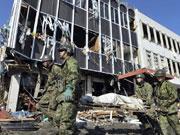 2011凤凰记者行动:日本大地震