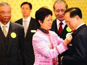 2011凤凰记者行动:香港双英竞选