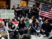 2011凤凰记者行动:占领华尔街