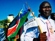 2011凤凰记者行动:南苏丹问题