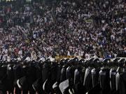 埃及政局动荡触发球场骚乱