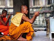 柬埔寨佛教沉浮