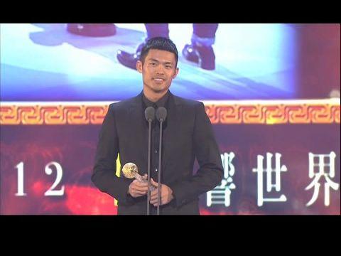 林丹:希望羽毛球运动员能被提名劳伦斯奖