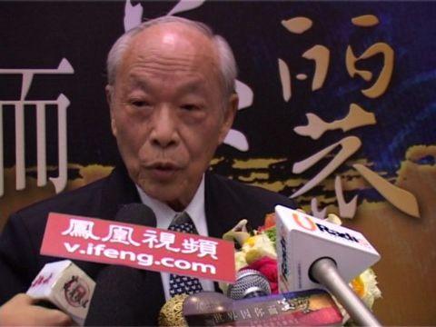 王振义:研究成果已成治疗癌症的全球首选药