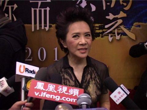 叶德娴:我是廉价劳工 希望和大陆导演合作