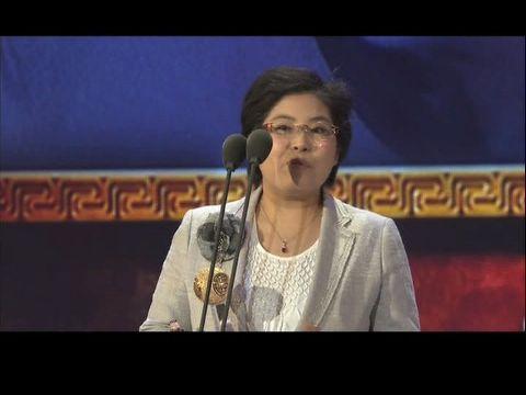 新潟华人华侨代表:时刻不忘与祖国血脉相连