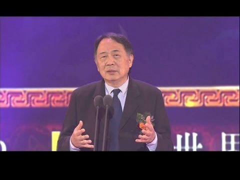 王赣骏:在太空看地球 没有国界没有纷争