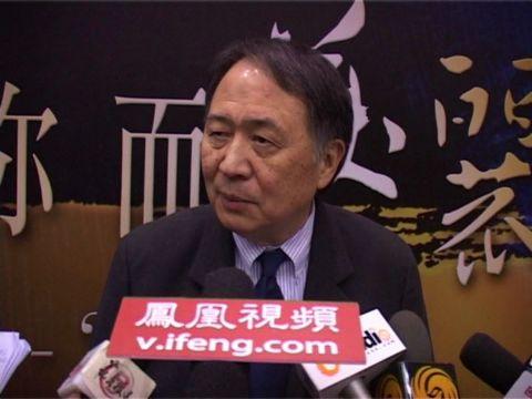 王赣骏:中国留学生都有一种共同特点